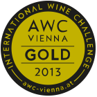 AWC Vienna 2013 gold medal