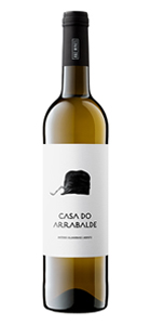casa do arrabalde bottle