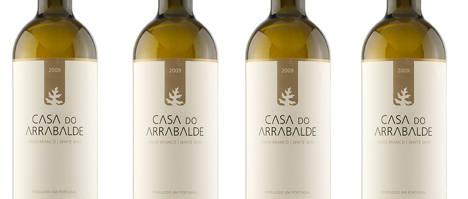 Casa do Arrabalde 2009 Portuguese white wine