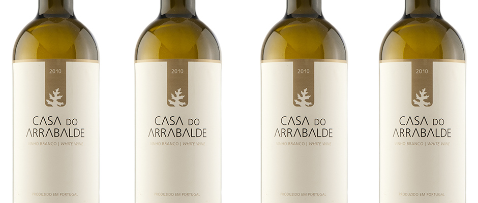 Casa do Arrabalde 2010 Portuguese white wine