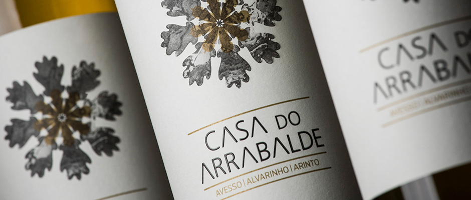Casa do Arrabalde 2014 Portuguese white wine