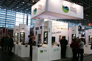 A&D WINES and Vinho Verde at Prowein 2014